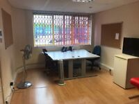 Office Room for Rent with All Inclusive