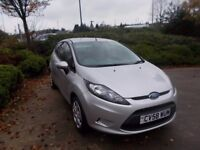 Ford Fiesta 1.2 Style New Shape 53000 fsh outstanding car