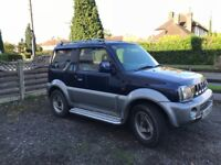 2004 Suzuki Jimny Automatic
