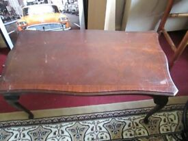 Ornate coffee table for sale £20