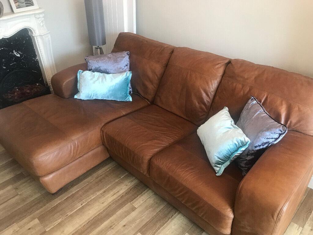 Remarkable Dfs Tan Leather Sofas For Sale In Sidcup London Gumtree Caraccident5 Cool Chair Designs And Ideas Caraccident5Info