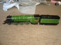 Hornby 'Flying Scotsman' No. 4472 and tender.
