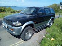 Mitsubishi Challenger GLS 4x4 V6 3.0L (Paignton, Devon)