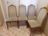 Nathan dining chairs - 4