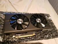 Saffire Radeon RX470 8g mining edition. UNUSED