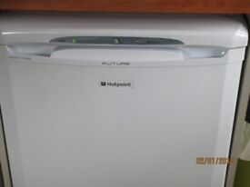 Hotpoint Future' Frost Free FZA34 under counter freezer
