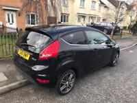 61 Ford Fiesta, Free Road Tax, Diesel, Salvage Damaged Repairable