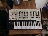 TOM OBERHEIM TWO VOICE PRO ANALOGUE SYNTHESIZER RRP £3799
