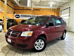 2010 Dodge Grand Caravan SE+STOW & GO+DVD PLAYER+7 PASSENGER+NO
