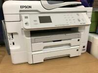 epson wf-3530 printer/ copy/fax and scan machine