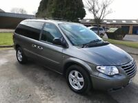 2008 Chrysler grand voyager 2.8 crdi 12 months mot/3 months parts and labour warranty