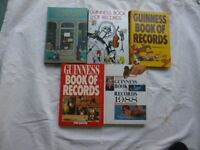 Five Guines Book of Records