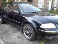2004 VW PASSAT V6 TDI 2.5 BREAKING FOR PARTS CALL 07939 934811
