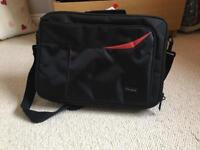 Laptop case and USB mouse