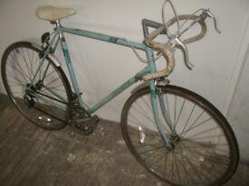 1960s Triumph Racing Bike