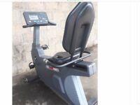 Star Trac RB4400 Recumbent Exercise bike