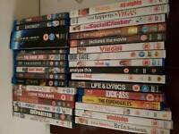 Various games and dvds