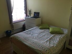 Double room available immediately