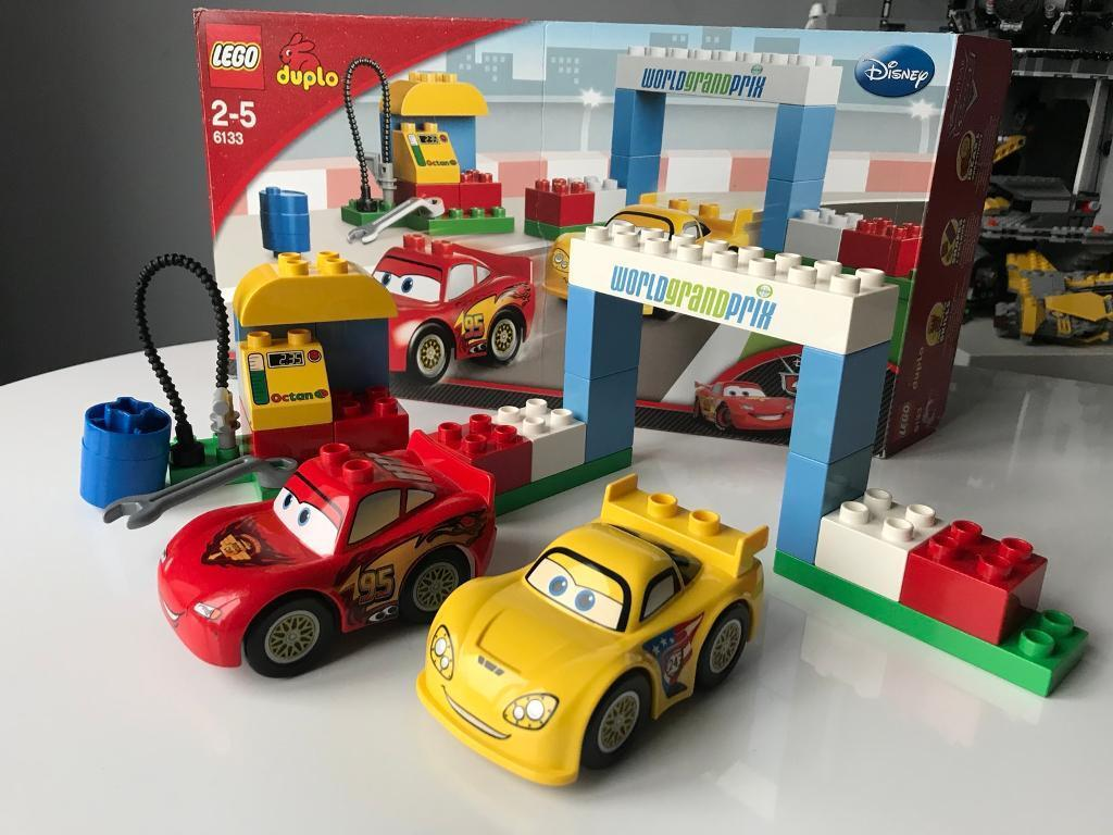 Lego Duplo Disney Cars Set 6133 Race Day In Crewe Cheshire