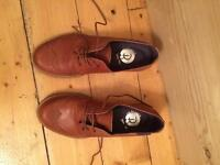 Red or Dead shoes, size 6 - as new condition
