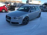 Audi a4 avant auto low miles