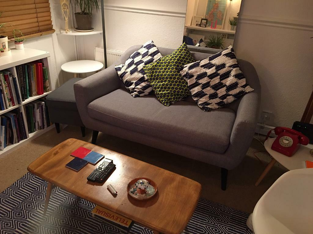 Ritchie 2 seater sofa - 6 months old