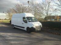 RENAULT MASTER 2.3 dCi LH35 High Roof Van (FWD) 4dr (LWB) (white) 2012