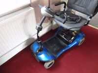 mobility scooter shoprider spares or repair lost key
