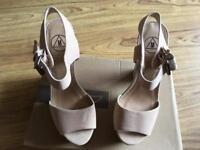 Miss-selfridge high heel sandals