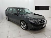 SAAB 9-3 1.9 TiD VECTOR SPORTWAGON-12 MONTH MOT-12 MONTH WARRANTY-CAM BELT DONE-£0 DEPOSIT FINANCE