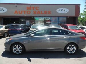 2011 Hyundai Sonata Limited, LEATHER, NAV, SUNROOF