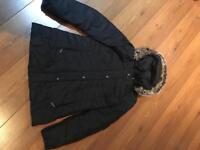 Ladies size 14 taifun winter coat