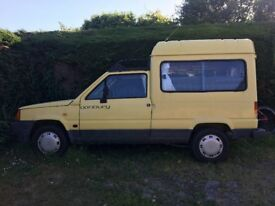 SEAT Terra (Marbella) Danbury Coverted Campervan - less than 5,000 miles! Very rare find!