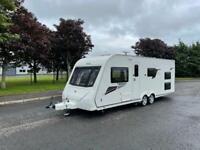 2011 Elddis 646 . 6 berth caravan
