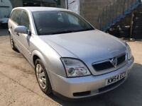 2004 Vauxhall Vectra diesel estate, starts and drives very well, 1 years MOT (runs out May 2019), ca