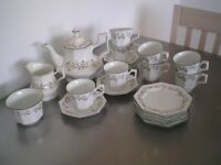 Eternal Beau crockery