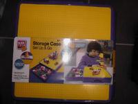 Brick teck storage / carry case brand new - lego compatible