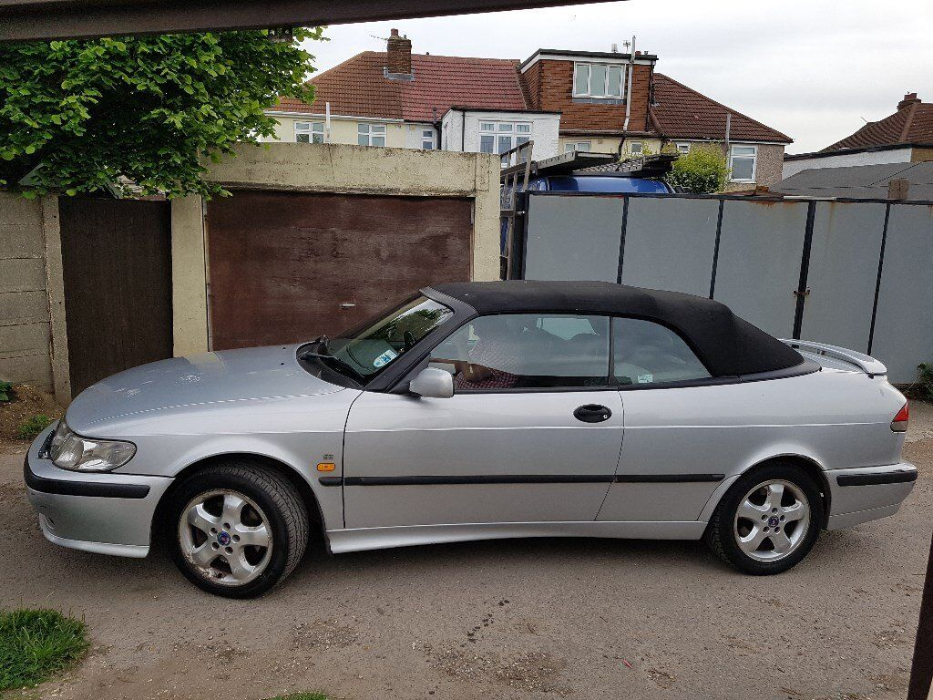 NOW REDUCED Saab 93 SE Turbo Auto (2000) Silver only
