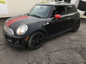2012 MINI Cooper Hardtop Classic, Manual, Panoramic Sunroof,