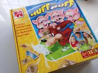 Huff and Puff Game