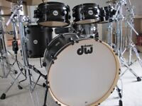 DW collectors custom 5 piece shell pack