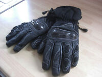 Brand New Spada Winter Motorbike Gloves.