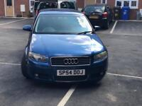 Blue Audi A3 TDI Price is negotiable