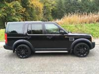 2007 57 Landrover Discovery 3 Gs Auto 7 Seater