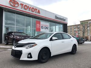 2014 Toyota Corolla Certified, Power Heated Mirrors, Bluetooth,