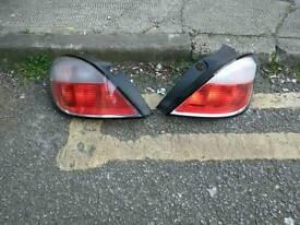 Vauxhall Astra H Rear Lights