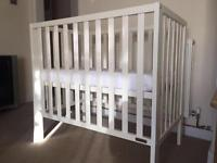 Mamas & Papas Small cot & mattress