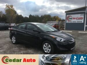 2016 Hyundai Elantra L+ One Owner - Warranty -  Managers Special