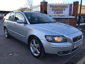 Volvo V50 2.0d estate, 2005, manual. Clean tidy car, no issues, 12 Months MOT arranged.