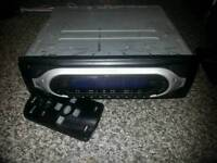 Sony cdx-mp40 face off cd player